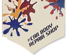 car body repair shop