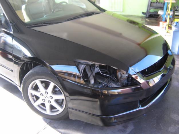 The Car Body Repair Shop Eastbourne