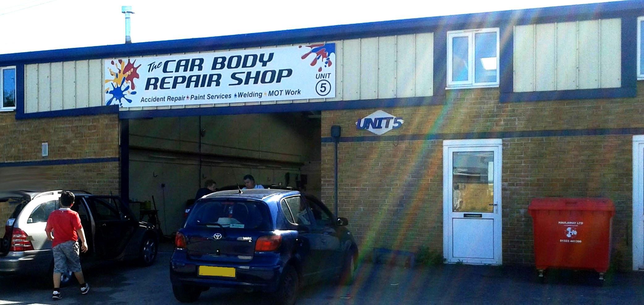Car Body Repair Shop Eastbourne
